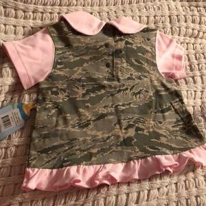 ef1d3847c4b Tiny Troopers Matching Sets - Tint Trooper Air Force Baby Items NWT